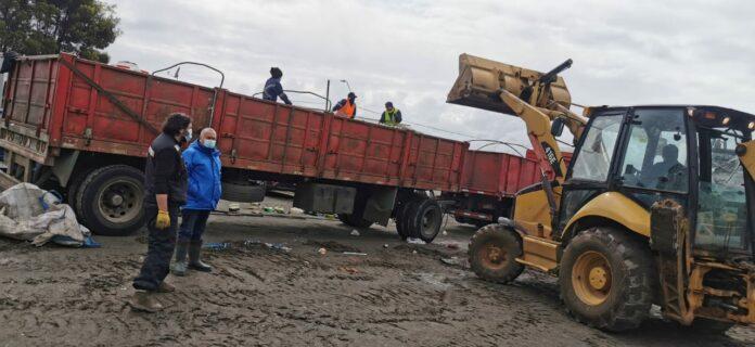 Ancud consigue enviar 30 toneladas de vidrios a reciclaje